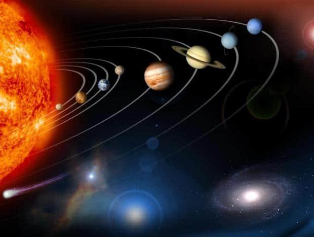 Planeten-Wanderweg auf ROOISAND
