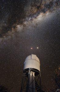 Rooisand Milky Way