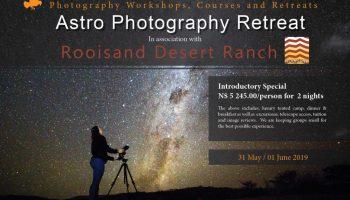 Astro Photography Restreat