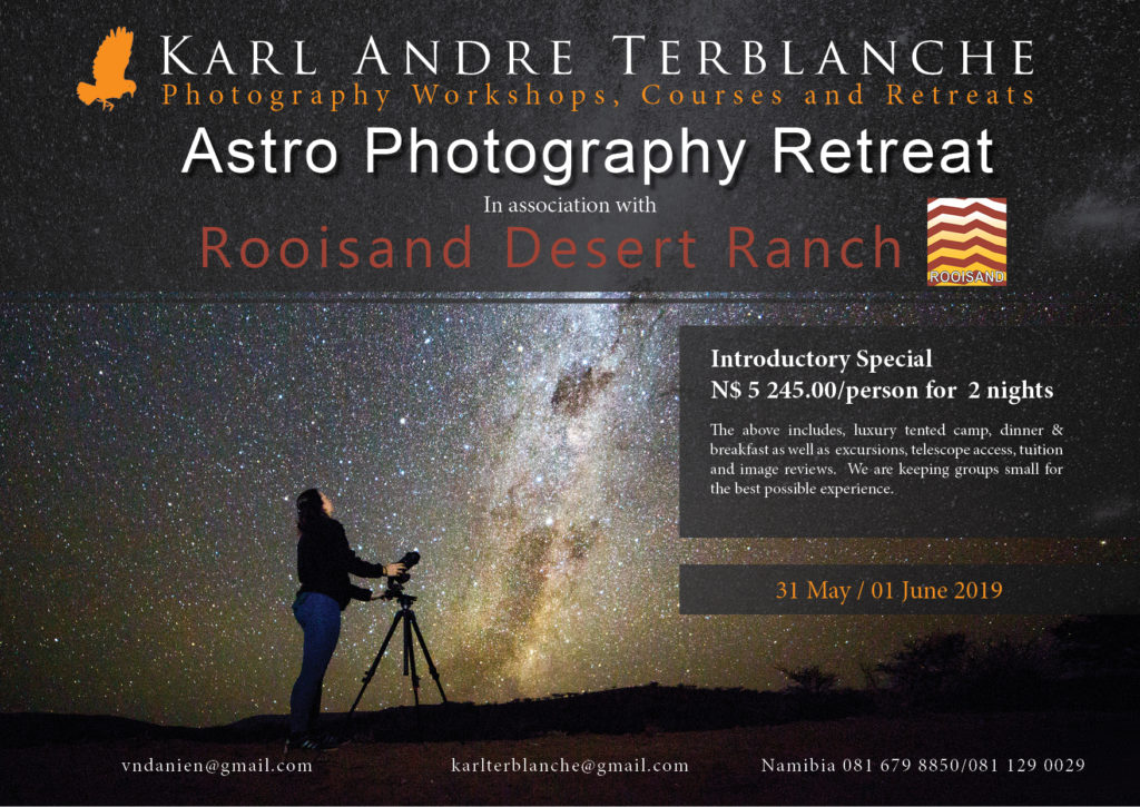 Astro Photography Restreat