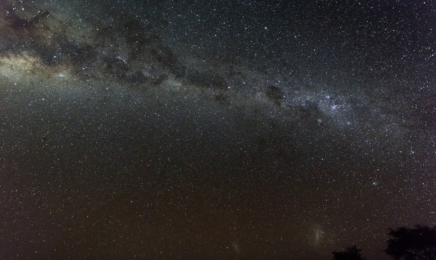 Night Sky at the Rooisand Desert Ranch in Namibia