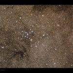 Messier 7 und NGC 6453
